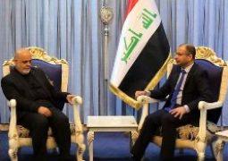 رایزنی سفیر ایران و رییس مجلس نمایندگان عراق در مورد آخرین تحولات این کشور