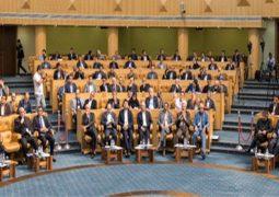 همایش بزرگ تجارت ایران و عراق(مرکز همایشهای بینالمللی جمهوری اسلامی ایران ۱۳۹۶/۰۷/۲۳)