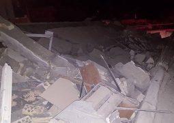 جان باختن یازده نفر در زمین لرزه استان سلیمانیه عراق