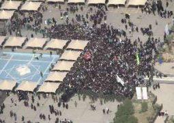 چهار میلیون و ۲۲ هزار زائر از مرز مهران به عتبات عالیات سفر کردند