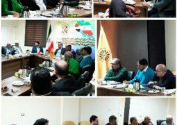 بررسی ساعات کار مرزهای ایران و عراق در کمیسیون حمل و نقل و گمرکات