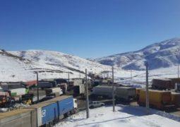 رشد ۳۷درصدی صادرات از مرز کیله سردشت