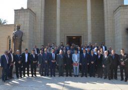 نشست فعالان تجاری و صنعتی ایران و عراق در بغداد