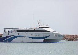 راه اندازی خط مسافری – دریایی خرمشهر – بصره + فیلم
