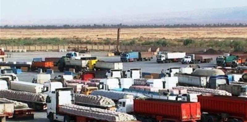 مرز بین المللی مهران ایام نوروز 97 برای صادرات کالا فعال است