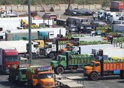 افزایش صادرات محصولات کشاورزی از مرز بینالمللی مهران