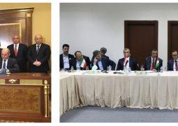 همایش توسعه روابط اقتصادی جمهوری اسلامی ایران و اقلیم کردستان عراق(۱۳۹۷/۰۲/۱۲)
