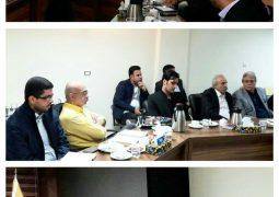بررسی تاسیس شرکت حمل و نقل مشترک در کمیسیون حمل و نقل و گمرکات اتاق مشترک بازرگانی ایران و عراق