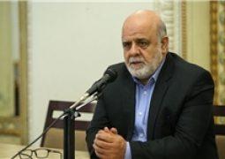 توضیحات سفیر ایران در عراق درباره نحوه سفر زوار ایرانی اربعین + فیلم