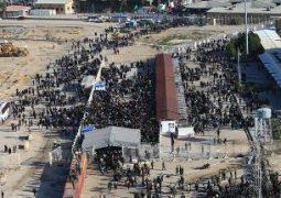 تردد بیش از ۴ میلیون مسافر از مرز مهران در سال گذشته