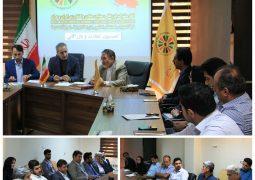 انتخابات کمیسیون تجارت و بازرگانی اتاق مشترک بازرگانی ایران و عراق برگزار شد