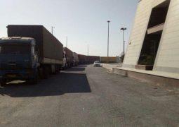 افزایش ۲ برابری و بی سابقه صادرات کالا به عراق از بازارچه مرزی چذابه