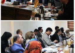 برگزاری جلسه کمیسیون تجارت اتاق مشترک بازرگانی ایران و عراق