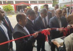 نمایشگاه بغداد با حضور ایران و ۷۰ کشور جهان گشایش یافت