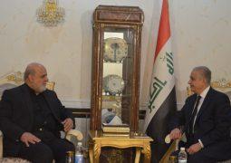 وزرای دولت عبدالمهدی بر تقویت روابط با ایران تاکید کردند