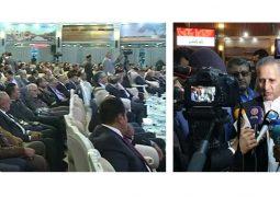 بازتاب خبری همایش مشترک فرصت های اقتصادی جمهوری اسلامی ایران و استان بصره در رسانه ملی