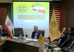 انتخابات کمیسیون انرژی اتاق مشترک بازرگانی ایران و عراق برگزار شد