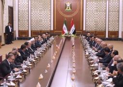 همه مسئولان ایرانی و عراقی اراده مستحکمی برای توسعه همه جانبه مناسبات تهران – بغداد دارند/ امنیت و توسعه منطقه بدون ثبات و توسعه ایران و عراق امکانپذیر نیست