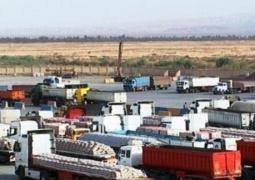 صادرات کالا از مرز مهران ۹۹۴ میلیون دلار افزایش یافت