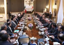 توسعه روابط و همکاریهای ایران و عراق در راستای منافع دو ملت، و ثبات و امنیت در منطقه است
