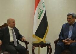وزیر مسکن عراق: زمینه های همکاری با شهرداری تهران فراوان است