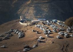 مرز شوشمی، سومار و شیخ صله برای عبور و مرور مجاز