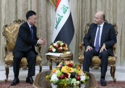 سفیر چین: تبادل تجاری با عراق به ۳۰ میلیارد دلار رسید