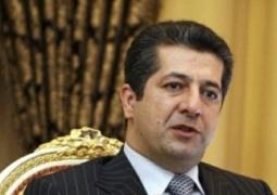 مسرور بارزانی نخستوزیر اقلیم کردستان عراق شد