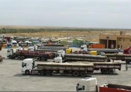رشد ۳۵ درصدی صادرات کالا از مرز مهران