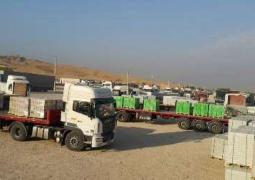 زیرساختها فراهم باشد روزانه ۵۰۰ کامیون کالا از مرز «سومار» جابجا میشود