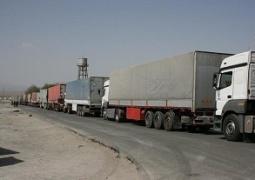 بیش از ۲ میلیارد دلار کالا از مرز باشماق کردستان ترانزیت شد