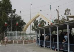 مرز خسروی به روی زائران اربعین حسینی باز شد