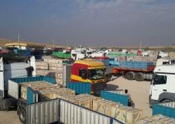 رشد ۱۳۶ درصدی واردات کالا از گمرکات کرمانشاه