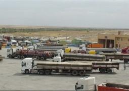 مرز مهران برای فعالیت تجاری باز است