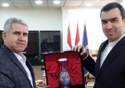 راههای تسهیل و توسعه مبادلات بازرگانی بین ایران و اقلیم کردستان عراق بررسی شد