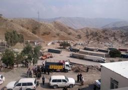 روزانه بیش از ۳۰۰ کامیون کالا از مرز شوشمی به اقلیم کردستان صادر میشود
