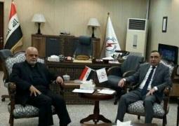 دیدار سفیر ایران با وزیر برق عراق