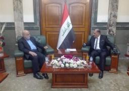 سفیر ایران و وزیر صنایع عراق بر توسعه روابط صنعتی تاکید کردند