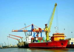 صادرات ۳۰ میلیون دلار کالای غیرنفتی از بندر خرمشهر به کشور عراق
