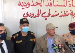 عراق گذرگاه مرزی «مندلی» با ایران را بازگشایی کرد
