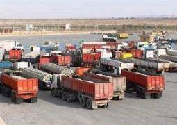 صادرات ۴۹۸ میلیون دلار کالا از مرزهای کرمانشاه