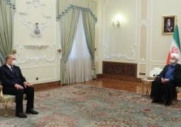 ایران مصمم به حمایت از صلح، ثبات و امنیت عراق است/ آیت الله سیستانی همواره نزد مردم و دولت ایران مورد احترام بوده است