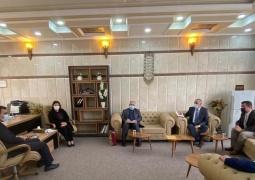 آمادگی ایران برای انتقال تجربیات در حوزههای کشاورزی و آب به اقلیم کردستان عراق