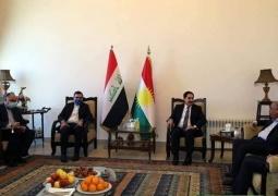 تأکید بر رفع مشکلات در مرزهای مشترک ایران و اقلیم کردستان عراق