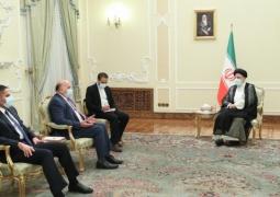 تعامل و همکاری کشورهای منطقه، بدون دخالت بیگانگان شرط لازم برای امنیت پایدار است/ ایران همواره نسبت به رفع مشکلات عراق دغدغهمند بوده است