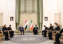 تعامل گسترده اقتصادی بین تهران و بغداد به نفع دو ملت و توسعه منطقه میباشد/ تهران از نقش آفرینی منطقهای عراق حمایت میکند