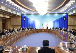 در نشست مشترک هیات های عالیرتبه؛ تدابیر و تصمیمات لازم برای گسترش روز افزون روابط تجاری و بازرگانی ایران و عراق اتخاذ شد