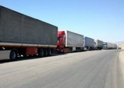 ترانزیت کالا در مرز مهران ۲۱۸ درصد رشد یافت